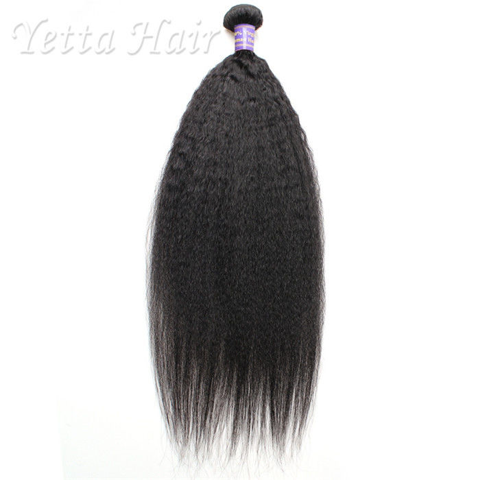 Long Yaki Straight Cambodian 11A Virgin Hair Extensions Soft and Luster